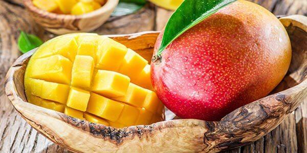 как есть манго в сыром виде