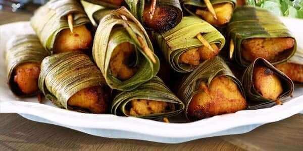 листья пандана в кулинарии