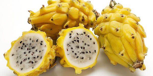 желтый драконий фрукт