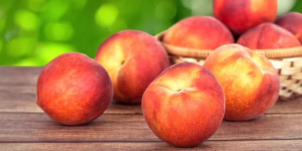 персик розовый