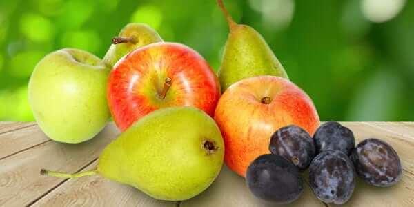 отечественные фрукты