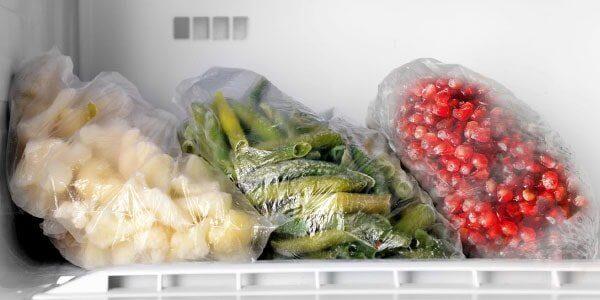 гранат в холодильнике