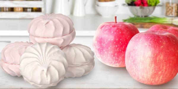 Зефир из яблок Фуджи