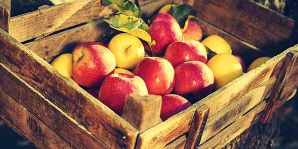 Яблоки-в-ящике-вид-с-боку