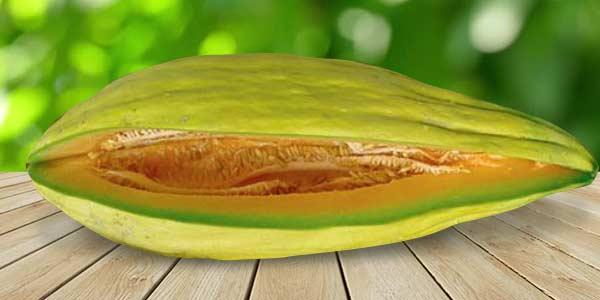 Банановая-дыня
