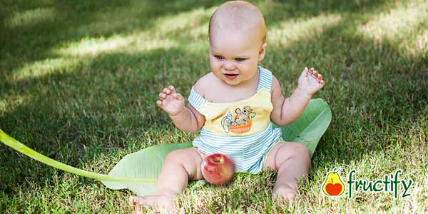 аллергия-на-яблоки-у-ребёнка