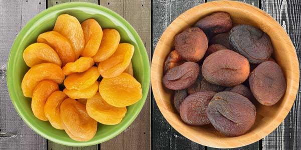 Сухой абрикос