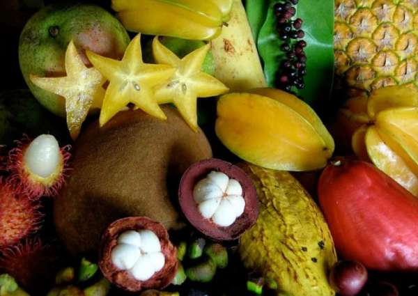 редкие фрукты