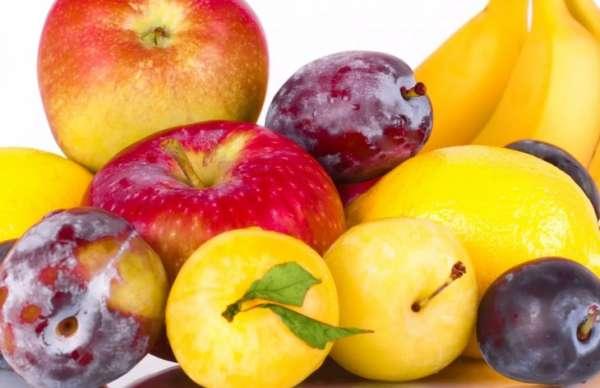 фрукты богатые железом