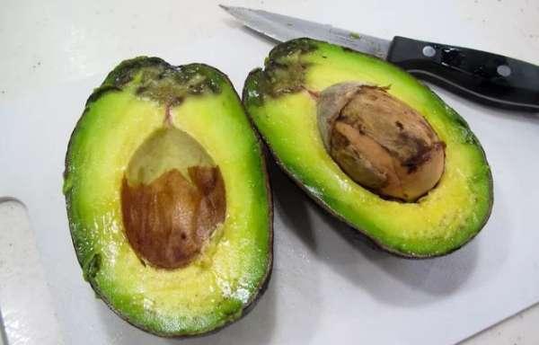 ядро авокадо