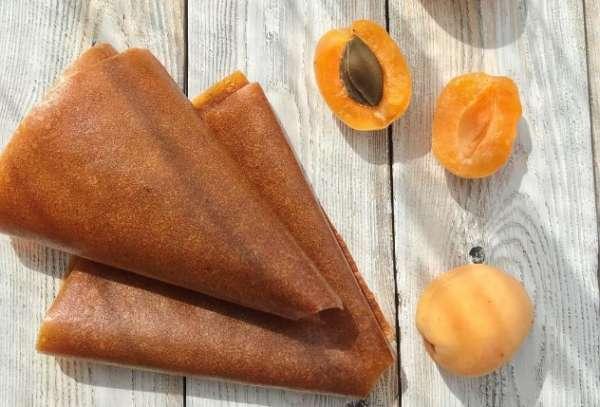 пастила абрикосовая