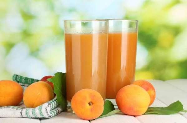 сок абрикоса