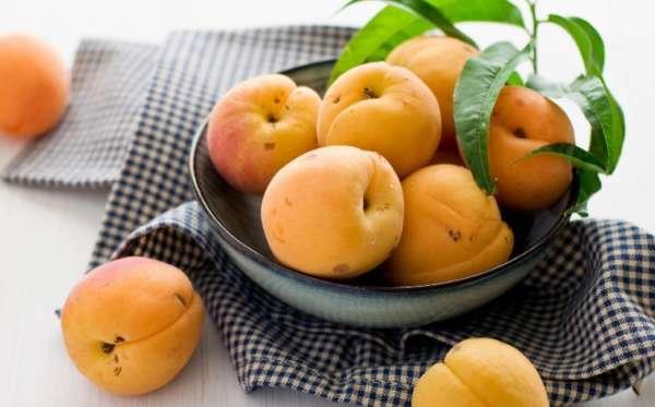 абрикос натощак