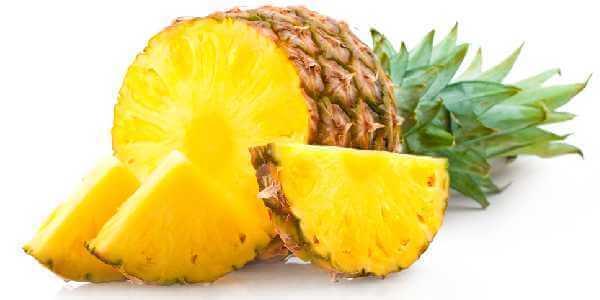 Ананас полезные свойства и калорийность