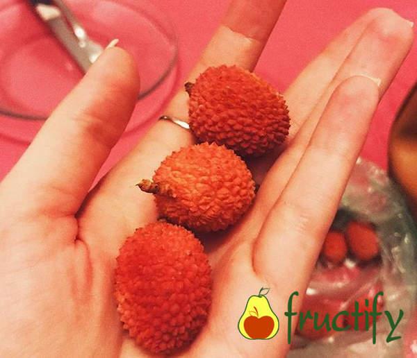 фрукт личи