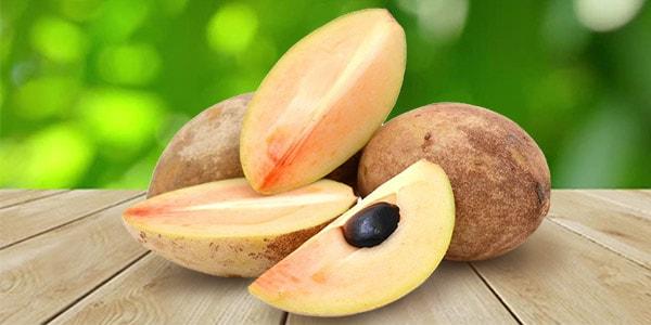 Саподилла фрукт