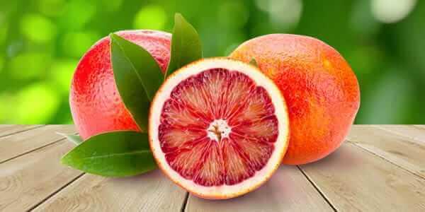 апельсин королек или красный апельсин