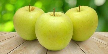 Яблоко голд калорийность