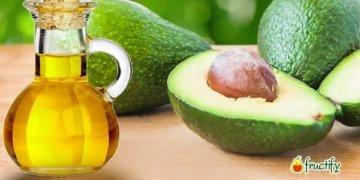 Авокадо-и-масло-в-бутылке