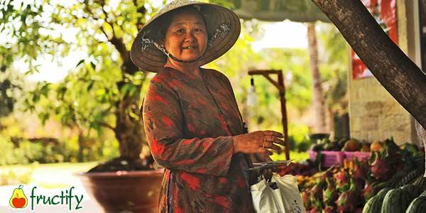фрукты-Вьетнама
