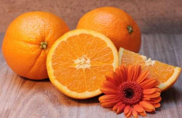 сочный апельсин