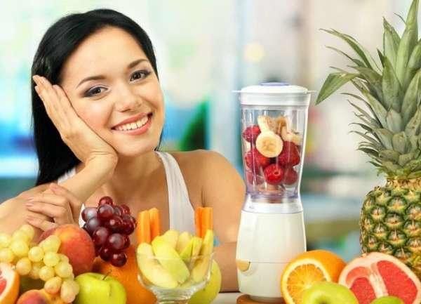 фрукты для женщин