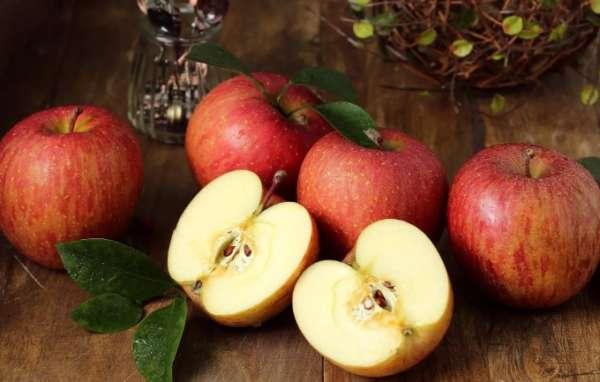 местные сорта яблок