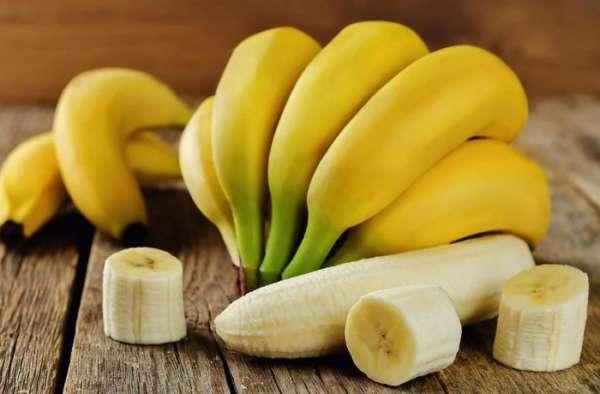 полезный банан