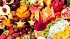 экзотические фрукты