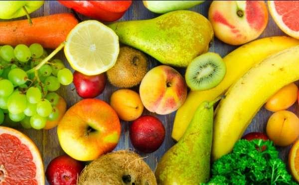 клетчатка во фруктах