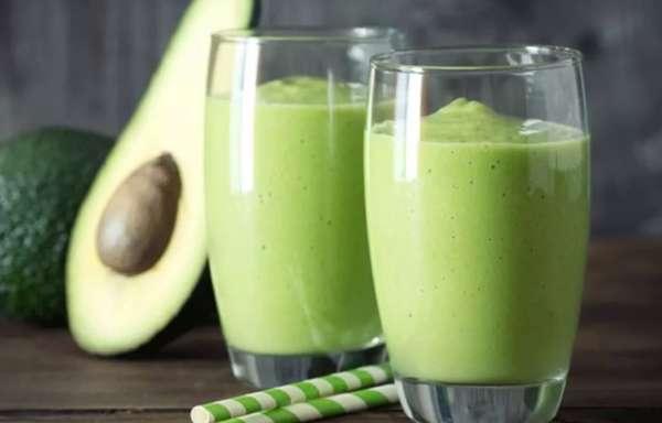 смузи из авокадо