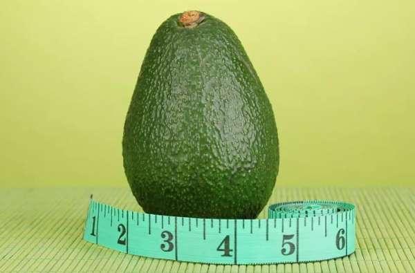 авокадо при диете