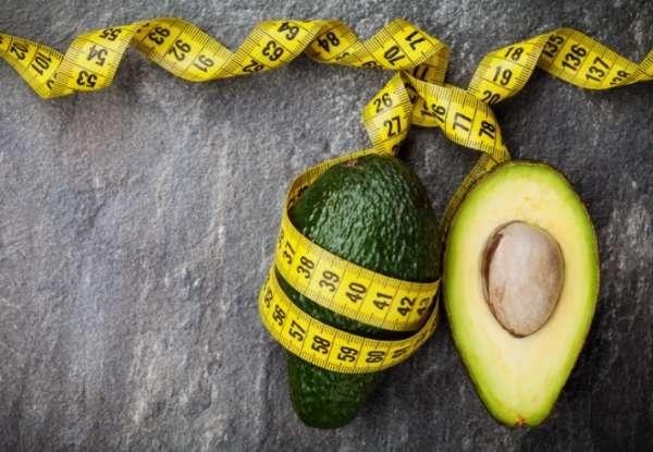авокадо для худеющих