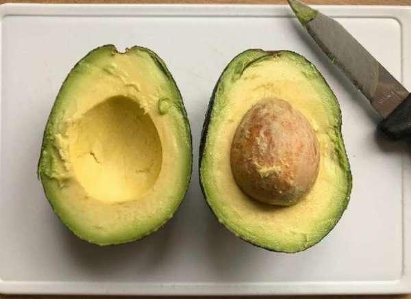 авокадо в духовке