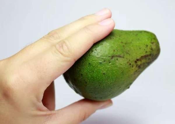 мягкий авокадо