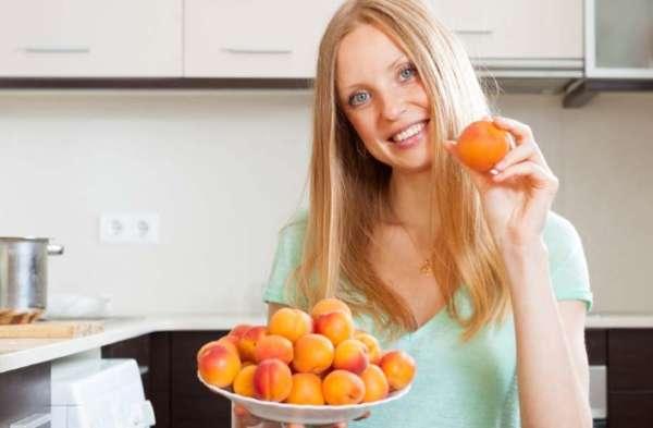 абрикосы для женщин
