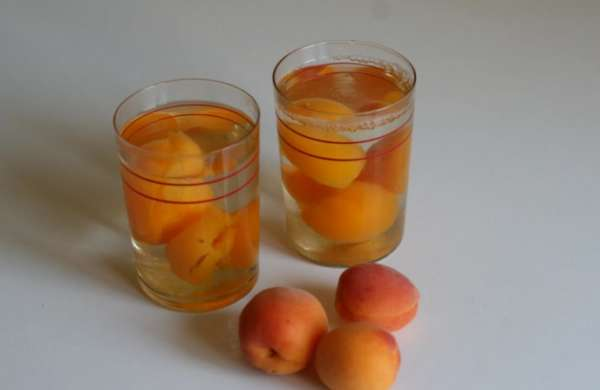 отвар абрикосов